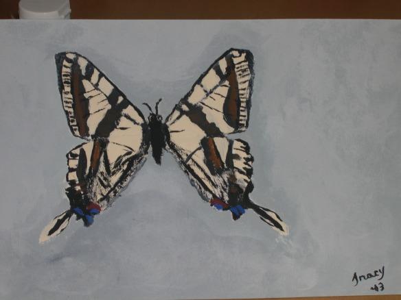 Zebra Swallowtail 001