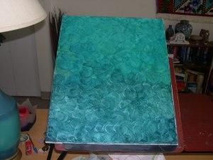 Underwater canvas 003