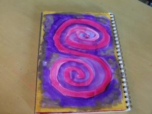 Spiraling Inward
