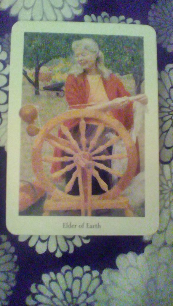 Elder of Earth
