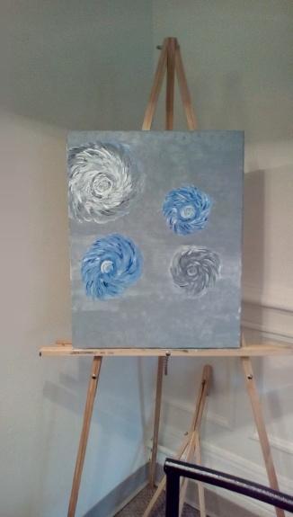 Whole canvas
